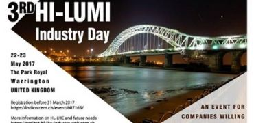 Derde High Luminosity LHC Industry Day